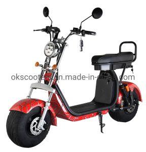 Lizenz Elektro Two Seats City Scooter 35W 12V