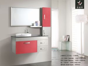 Bathroom Furniture Cabinet / Stainless Steel Bathroom Furniture Cabinet (J-8614)