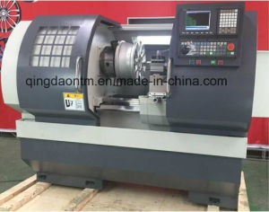 Multi-Functional Horizontal CNC Lathe with Milling Functions for Wheel (CK61160) pictures & photos