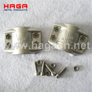 Aluminum Safety Clamps DIN 2817 on Good Selling pictures & photos