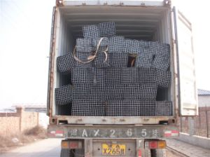 ERW Galvanized Square Steel Pipe