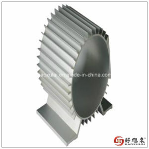 Customized Aluminum Profile for Motor Casing