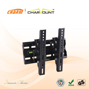 "Suit for 17""-42"" Classic Heavy-Duty Tilting LCD/LED TV Mount Bracket (CT-PLB-405) pictures & photos"