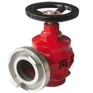 Inlet Male Thread of Fire Hydrant (SN65)