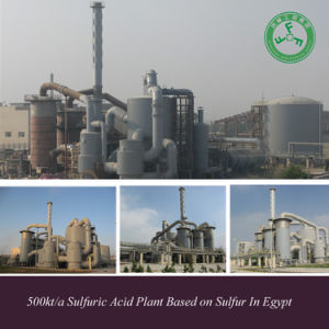 500kt/a Sulfuric Acid Plant Equipment (QF-SAS) pictures & photos