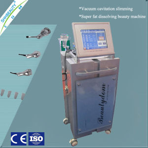 Vacuum Cavitation Slimming Beauty Machine (GS8.1)