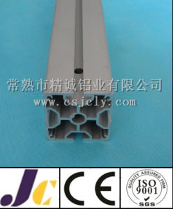 Aluminium Industry Profile with CNC Machining (JC-P-81000) pictures & photos