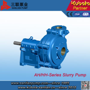 Ahkr Mine Industry Applied Rubber Lined Slurry Pump (200/150E-AHKR)