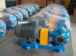 KCB Series Hydraulic Gear Pump pictures & photos