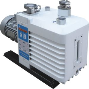 2xz-8 Rotary Vane Vacuum Pump for Package pictures & photos