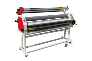Factory Direct Sale Good Quality 1600mm Cold Laminating Machine Laminator Bu-1600II Warm