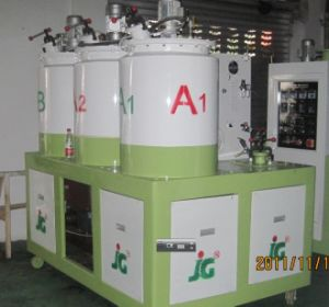 PU Shoe Making (sole) Pouring Machine (JG-805)
