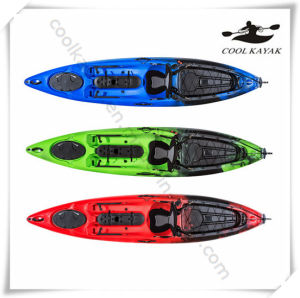 New Fishing Kayak with Pedals