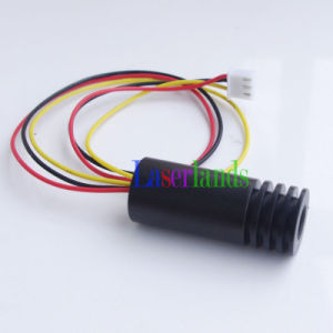Focusable 980nm Infrared IR DOT Laser Diode Ttl 100kHz 30mw Industrial Laser Module