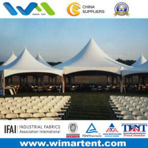 5X5m Pergola Style Marquees with High Peak Roofs