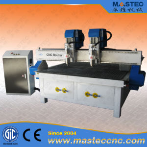 Wood Router with Double Heads (MA1325-DH)