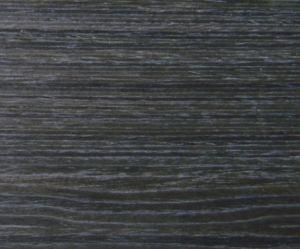 China Bleached Black Oak Dyed Wood Veneer Ev From
