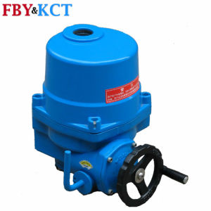 Qt Serise Electric Flanged Ball Valve