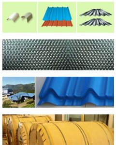 Aluminum Sheet for Roofing Maintenance System pictures & photos