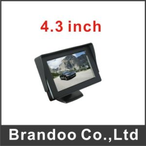 Car Monitor, 4.3inch Screen, Stand Type.
