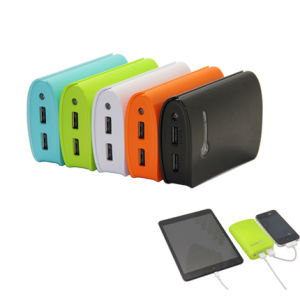 9000mAh Dual USB Mobile Power Bank