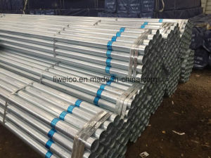 China Supplier High Quality Galvanized Steel Tube pictures & photos