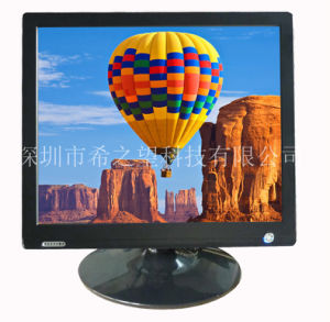 17inch TFT LCD Desktop Computer Monitor pictures & photos