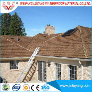 China Maunfacturer Supply Top Quality Asphalt Dimensional Shingle for Roof