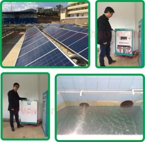 55HP MPPT400-800V Solar Inverter Optional AC Input Function for Three Phase AC Pumps pictures & photos