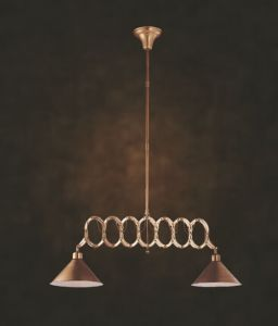 New Style Copper Pendant Lamp (N10011-2)