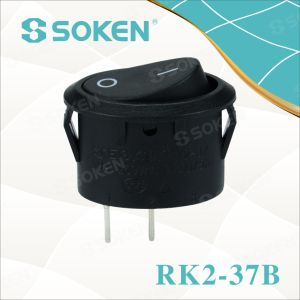 Soken Rk2-37b Rocker Switch pictures & photos