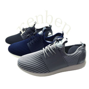 New Hot Popular Men′s Sneaker Shoes pictures & photos