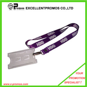 Heat Transfer Printing Lanyard with Card Holder (EP-Y1030) pictures & photos