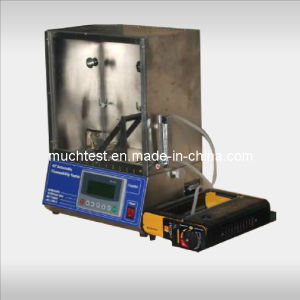 Hot Sale Textile 45 Degree Flammability Tester (MX-A3008)