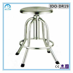 Ce ISO Approved Stainless Steel Stool