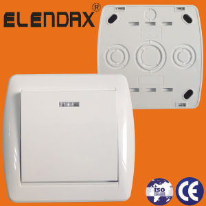 European Standard Wall Mounted Wall Switch with Indicator (S8101) pictures & photos