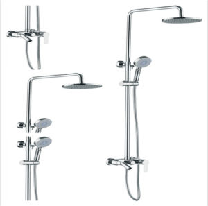 Hot Sales Complete Bathroom Rain Shower Set pictures & photos