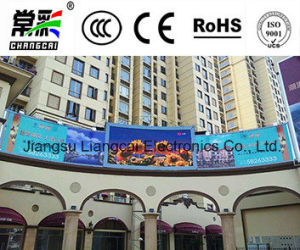 Outdoor P10 Irregular Advertising LED Board