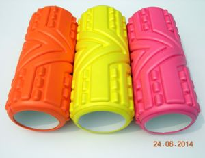 EVA Foam Roller, Grid Foam Roller, Hollow Foam Roller, Massage Foam Roller -7 pictures & photos