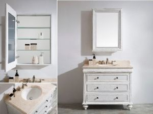 Oscar Series American Style Unterweser Bathroom Cabinet pictures & photos