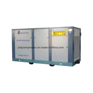 Industrial Mobile Air Cooled Screw Compressor