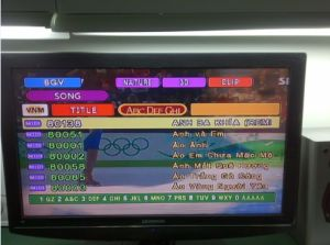 New Arirang DVD Karaoke Machine with New Updated Songs Monthly