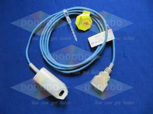 Medical Compatible New Monitor Parts for Adult Finger Clip Type SpO2 Probe pictures & photos