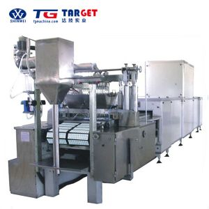 Mature Technology Toffee Candy Depositing Line with Ce Certification pictures & photos