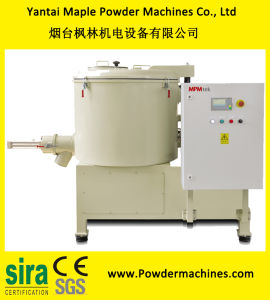 High Speed on-Line Stationary Container Mixer