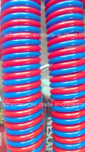 "5/32""*1/4"" (4*6.35mm) -50FT Bonded Coil Hose pictures & photos"