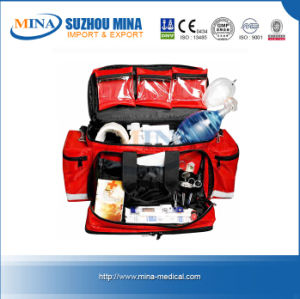 Comprehensive First Aid Kit Bag (MINA-A1A)