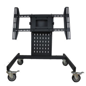 China Cheap Low Small Lcd 50 55 85 Inch Tv Stands With Flat Screen
