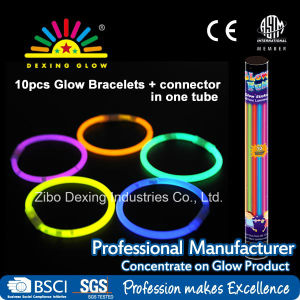 Glow Bracelet 10pk Packing pictures & photos
