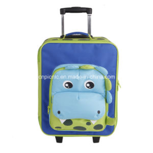 Lovely Children Travel Trolley Luggage Bag